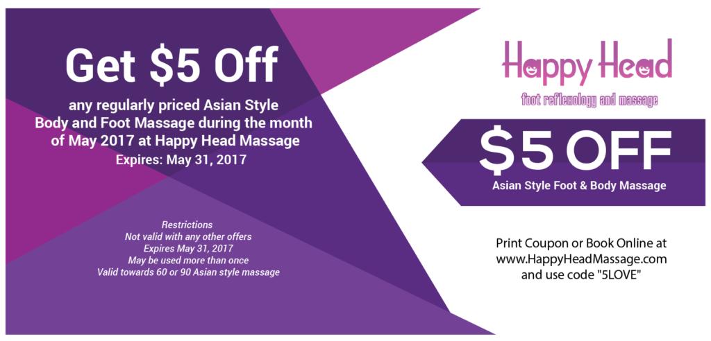 Happy Head coupon
