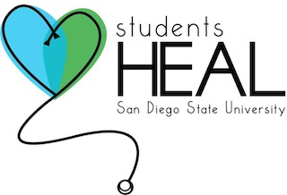Students Heal San Diego State University
