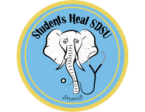 Students Heal San Diego State University - Elephant