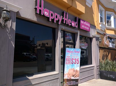 Happy Head Massage Hillcrest
