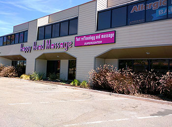 Happy Head Massage Point Loma Sports Arena