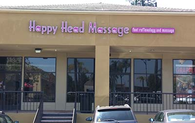 Mira Mesa Happy Head Massage